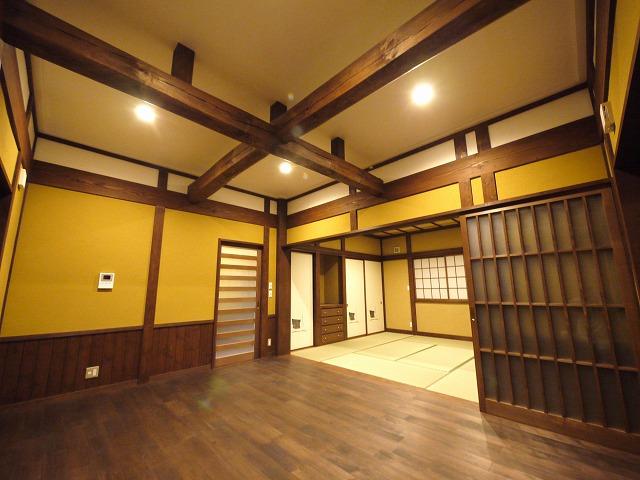 リビング・和室